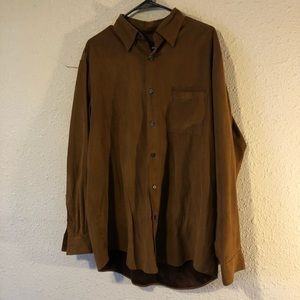 VINTAGE Men's Alfani shirt